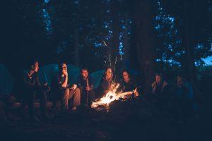 Unterkunft Camping